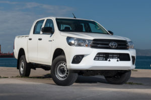 Toyota Hilux Double Cabin Pick Up – 5 Seater RHD