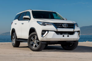 Toyota Fortuner Station Wagon – Turbo Diesel – LHD