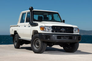 Toyota Land Cruiser 79 Double Cabin Pick-Up