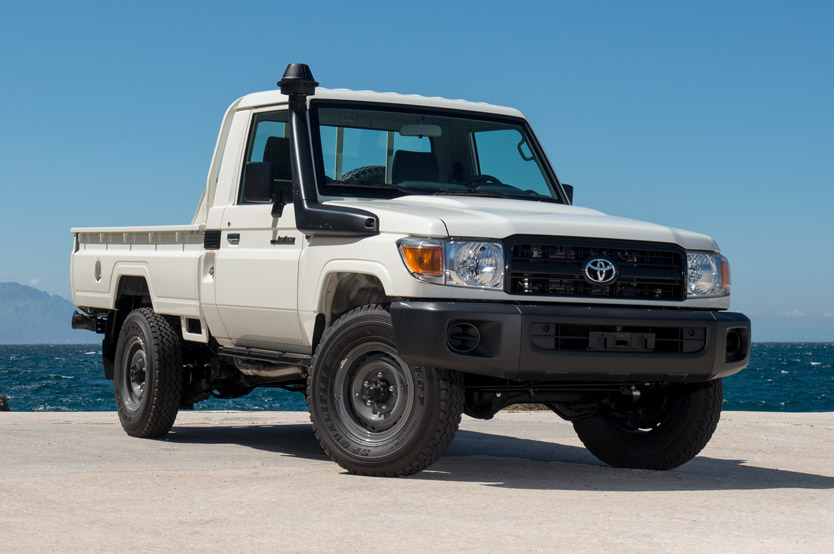 Toyota Land Cruiser 79 Single Cabin Pick-Up