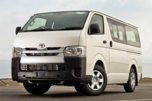 Toyota Hiace Commuter Bus – LHD/RHD