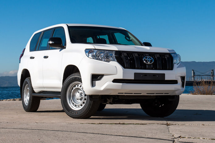 Toyota Landcruiser Prado – LHD/RHD