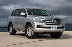 Land Cruiser 200 GX-R V8 Petrol 8 seater