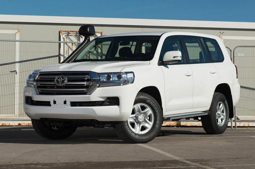 Toyota Land Cruiser 200 Station Wagon GX V8 Twin TD 8 Seater – 4×4