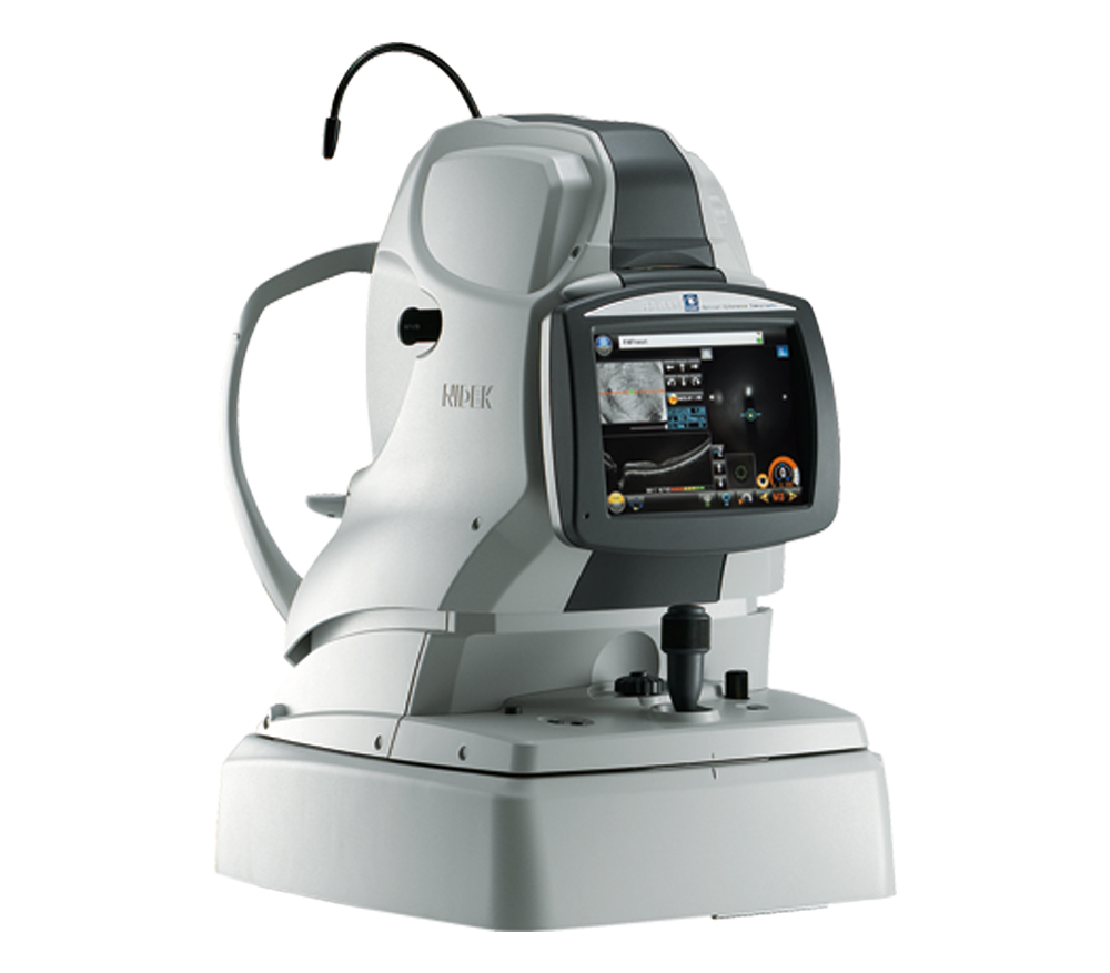 Optical Coherence Tomography Retina Scan Duo™