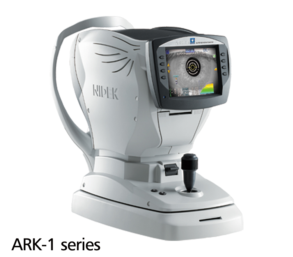 Auto Ref/Keratometer ARK-1s/1a/1   Auto Refractometer AR-1s/1a/1