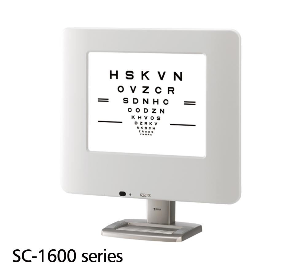 System Chart SC-1600 Pola / 1600