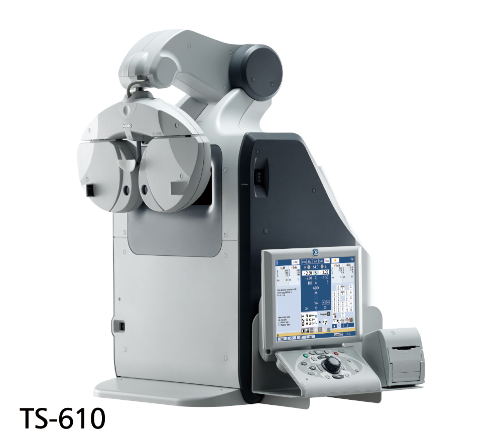 Tabletop Refraction System TS-610/310