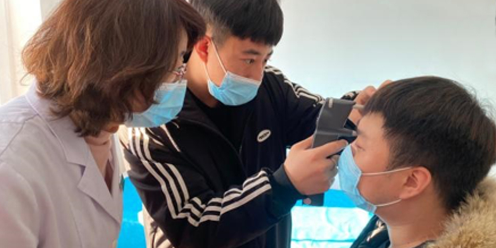Project for Construction and Promotion of Common Eye Disease Prevention and Treatment Model at Primary Level in Liaoning Province