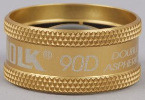 90D (Gold Ring)