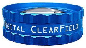 Digital Clear Field (Blue Ring)