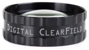 Digital Clear Field (Black Ring)