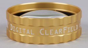 Digital Clear Field (Gold Ring)