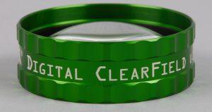 Digital Clear Field (Green Ring)