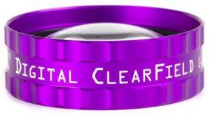 Digital Clear Field (Purple Ring)
