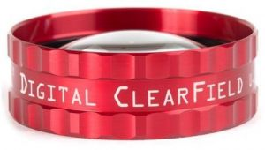 Digital Clear Field (Red Ring)