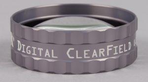 Digital Clear Field (Silver Ring)
