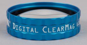 Digital Clear Mag (Blue Ring)